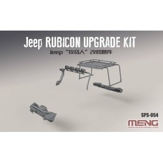 1/24 Meng Model Jeep Wrangler Rubicon Upgrade Set (designed to be used wi?