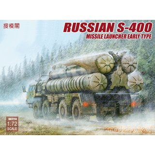 1/72 Modelcollect Russian S-400 missile luncher early type