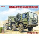 1/72 Modelcollect German MAN KAT1 M1013 8x8 HIGH-Mobility...