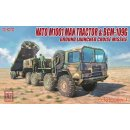 1/72 Modelcollect NATO US Army M1014 Tractor & BGM-109G