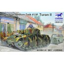 1/35 Bronco Models Hungarian Medium Tank 41.M Turan II