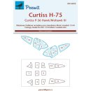 1/144 Peewit Curtiss P-36A/C Hawk/H-75/Mohawk III...