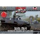 1/72 First To Fight Kits German Sd.Kfz.251/4 half-track