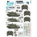 """1/35 Star Decals Merkava Mk 4...."