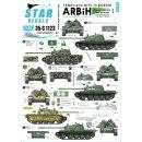 1/35 Star Decals ARBiH - Armija Republike Bosne i...
