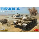 1/35 Mini Art Tiran 4 Late Type. Interior Kit