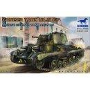 1/35 Bronco Models Cruiser Tank Mk.I/I CS  A9