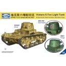 1/35 Riich Models Vickers 6-Ton light tank Alt B Early...