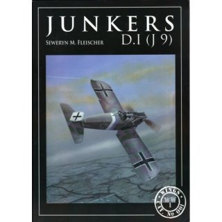 Wings Junkers D.I Monography by Seweryn M Fleischer