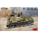 1/35 Mini Art Soviet medium tank T-55A late model 1965