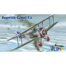 1/144 Valom Sopwith F.1 Camel (2 in1)