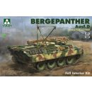 1/35 Takom German WWII Bergepanther Ausf.D Full Interior Kit