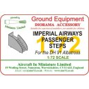 1/72 AIM - Ground Equipment Imperial Airways Passenger...