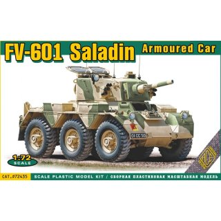 1/72 Ace FV-601 Saladin armoured car