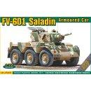 1/72 Ace FV-601 Saladin armoured car