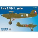 1/72 Eduard Kits Avia B-534 I. serie 40 Weekend edition...