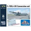 1/72 Multicast Lockheed C-130J-30 Conversion Set RCAF...