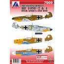 1/72 Avalon Messerschmitt Bf-109F-2/Bf-109F-4 over North...