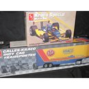 1/25 AMT Kraco Special March 88C + Indy Car Transporter