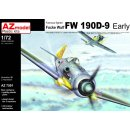 1/72 AZmodel Focke-Wulf Fw-190D-9 Early version with...