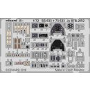 1/72 Ju 87B-2/R2 interior set for Airfix kit