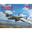 1/72 ICM Dornier Do-17Z-2 WWII Finnish Bomber