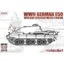 1:72 Modelcollect WWII German E-50 super heavy 38cm...