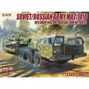 1:72 Modelcollect Soviet/Russian Army MAZ-7410 with...