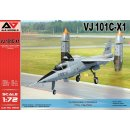 1/72 Modelsvit VJ101C-X1 Supersonic-capable VTOL fighte