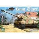 1:35 Takom WWII German Heavy Tank Sd.Kfz.182 King