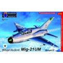 """""""1/72 Kovozavody Prostejov Mikoyan MiG-21UM..."""