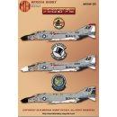 1/48 Meridia Hobby McDonnell F-4B Phantom VF-14 F-4B...