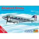 1/72 RS Models Airspeed Envoy in Slovakian service