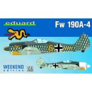Fw 190A-4, Weekend Edition