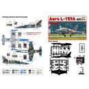 1/144 JBr Decals L-159A Spitfire - L-159A of the 212th...