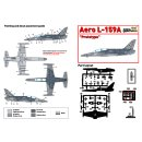 1/144 JBr Decals L-159A Prototype - the first flying...