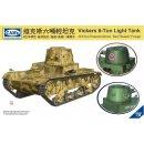 1/35 Combat Armour Models Vickers 6-ton Light Tank