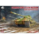 1:35 Modelcollect German WWII E-50M Medium Tank w.105MM GUN
