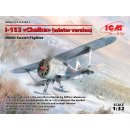 1:32 ICM I-153 (winter version),WWII Soviet Fighte