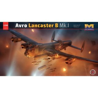 1/32 Hong Kong Model Lancaster Mk.I