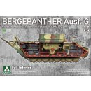 1:35 Takom Bergepanther Ausf.G German Armored Recovery...