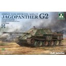 1:35 Takom Jagdpanther G2 German Tank Destroyer Sd....