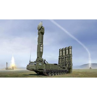 1:35 Trumpeter Russian S-300V 9A83 SAM