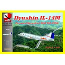 1/144 BIGMODEL Ilyushin Il-14M the personal aircraft of...