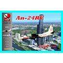 1/144 BIGMODEL Antonov An-24RV Tarom