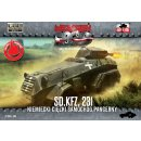 1/72 First to Fight Kits German Sd.Kfz.231 Heavy Armored Car