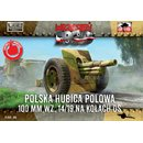 1/72 First To Fight Kits Skoda 100mm Howitzer on DS wheels