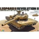 1/35 Tiger Model Leopard II Revolution II
