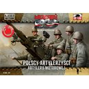 1/72 First to Fight Polish Anti-Aircraft Gun Crew