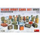 1/35 Mini Art Allies Jerry Cans set